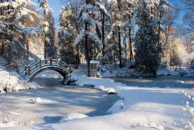 Japanese Garden at Fabyan Park