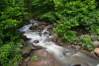 Amicalola Creek