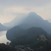 View from Neuschwanstein's path<br /> Germany<br /> 10/12/10