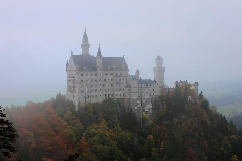 Neuschwanstein Castle<br /> Germany<br /> 10/12/10