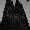 The Dom at dusk, Cologne (Koln), Germany