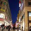 Shopping in Cologne (Koln), Germany