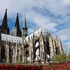 The Dom Cathedral in Cologne (Koln), Germany