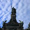 Niederwald Monument in Rudesheim on the Rhine