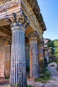 Potsdam Ruins