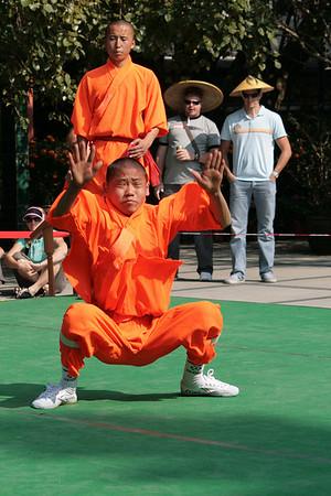 Shaolin Martial Arts, Po Lin Monastery