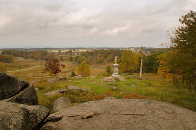 View from Little Round Top #2