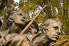 Detail of North Carolina Monument