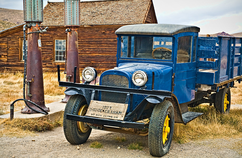 1927 Dodge Truck - Bodie Ghost Town, California