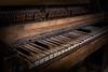 Old Piano - Bishop, CA
