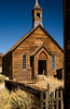 Church - Bodie Ghost Town, California
