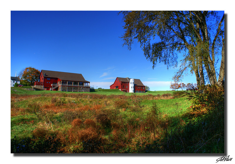 """The Barns At Gibbet Hill"""