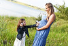 Usselman Maternity Portraits