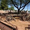 Antique Wagon in Gilbert Arizona