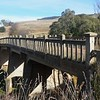 The old Livingstone Creek bridge on the Omeo Highway