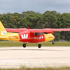 Mallacoota airport, life saver rescue