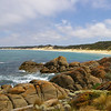 Cape Conran, Salmon rocks, photo JR