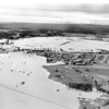 Snowy River flood 1971 looking North of Orbost