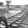 Snowy River Flood 1971 rail line washed out