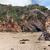 Quarry Beach, Wave Rock, Mallacoota