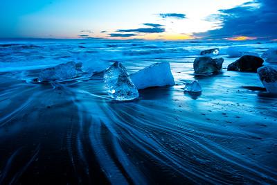 Iceland Ice Cubes