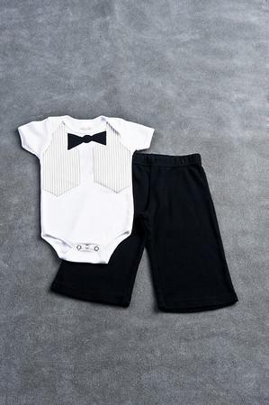 Glam Mom New York tuxedo images