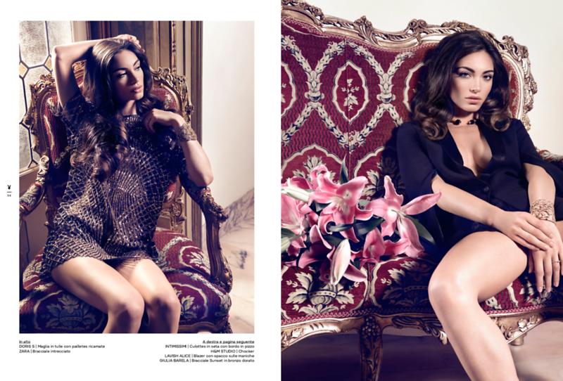 Playboy Italia - Cover Story
