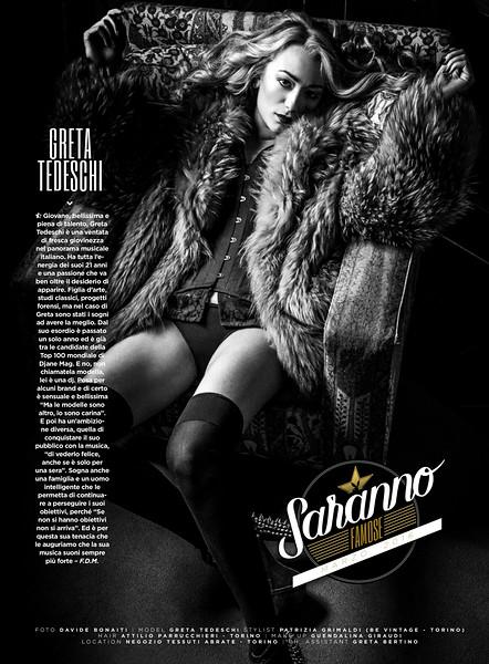 Playboy Italia - Greta Tedeschi