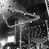 Lighting rig inside the John Peel tent