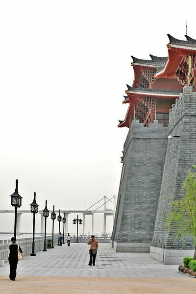 Tang Dynasty, Fisherman's wharf, Macau