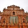 Remains of St Paul's Church, Macau