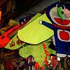 Chinese kites - a kite shop in Macau