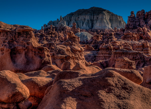 Side Canyon in Goblin Valley 2