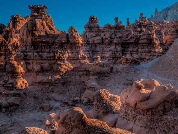 A Side Canyon in Goblin Valley 2