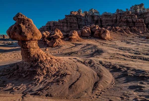 Goblin Sand Swirls