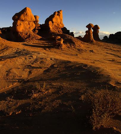 Goblin Valley Sunrise