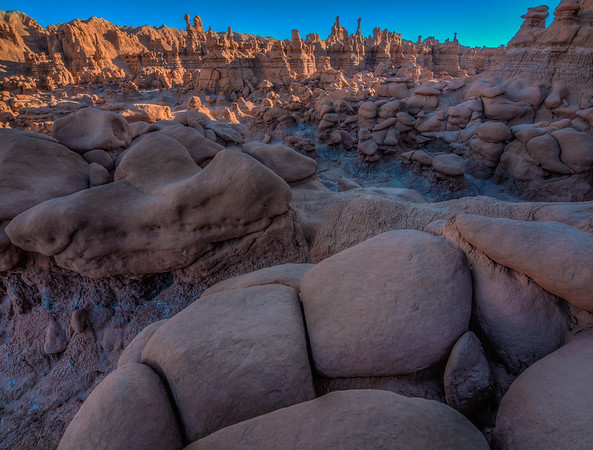 Goblin Valley 2 Rock Formations