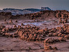 Dusk - Goblin Valley