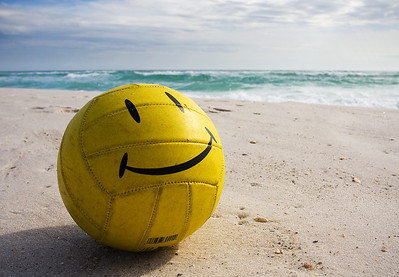 Happy Volleyball
