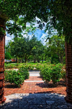 """WPP1630  """"Enter the Rose Garden"""""""