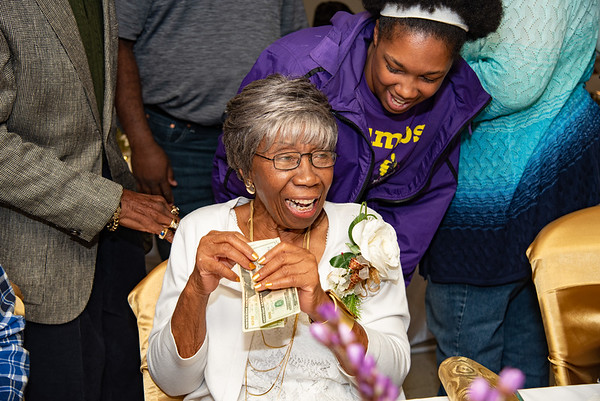Grace Ford's 86th Birthday Party