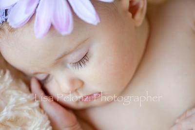 Grace Newborn portraits