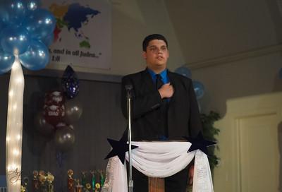 2015 CRBA Graduation & Awards Ceremony
