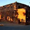 Morning Light at the Hopi Building at the Grand Canyon