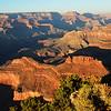Enjoying the Grand Canyon Before Sunset