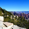 Grand Canyon North Rim in Arizona