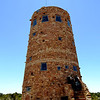 Desert View Watchtower designed by Mary Colter and built in 1932 at Grand Canyon