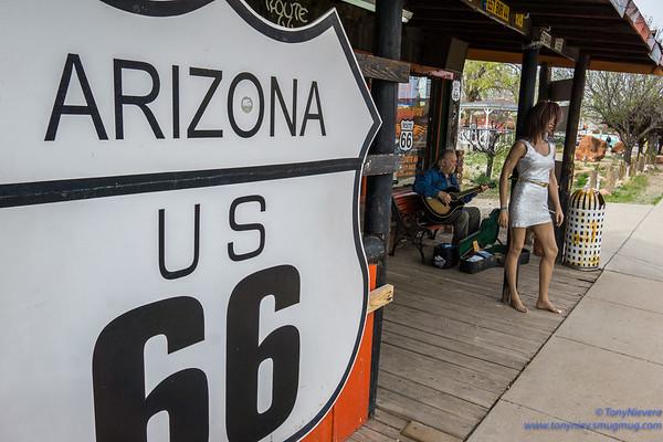 Grand Canyon & Route 66 April 2017