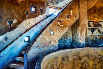 Grand Canyon Inside Steps