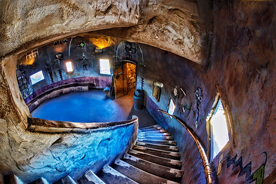 Grand Canyon Tower Stairs